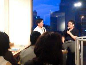 ウェブマガジン「greenz.jp」で箱崎店のイベントが紹介されています。