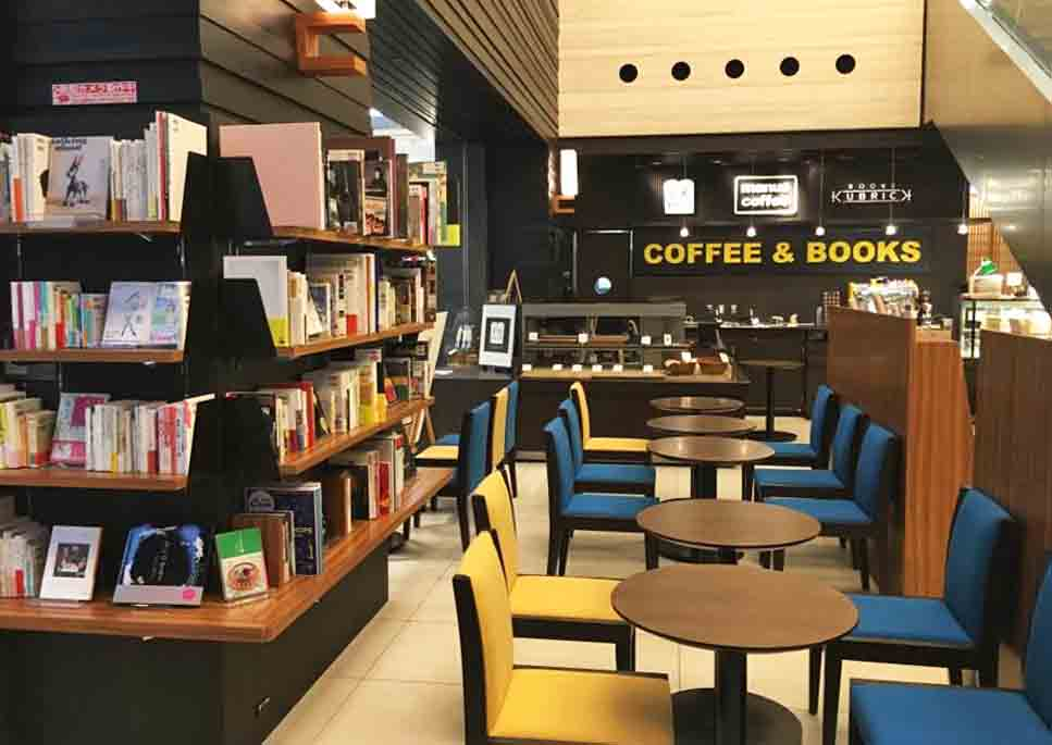 manu coffee×BOOKS KUBRICK「COFFEE & BOOKS」オープンのお知らせ
