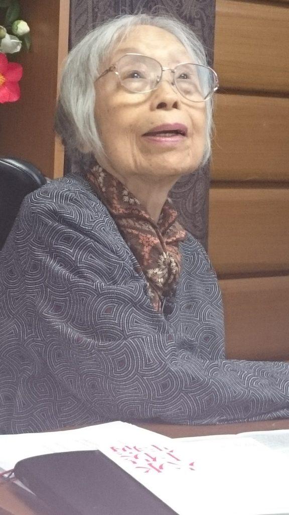 【終了】6/8(土)米本浩二さんトークイベント「石牟礼道子 その生涯と作品」
